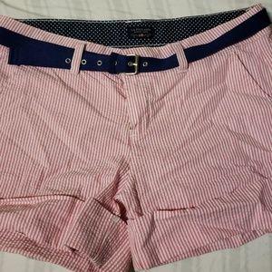 Pink striped shots